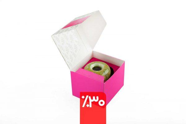 پرتا (بسته اسانس سوز سفالی و ماده خوشبوکننده گیشته)