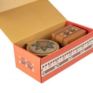 راشین (بسته شکلات خوری مسی و یا سفالی)